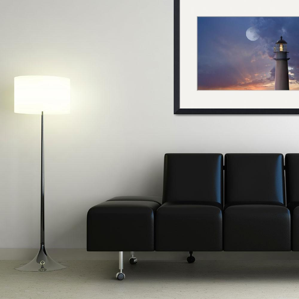 """Lighthouse Watch&quot  (2009) by johnlund"