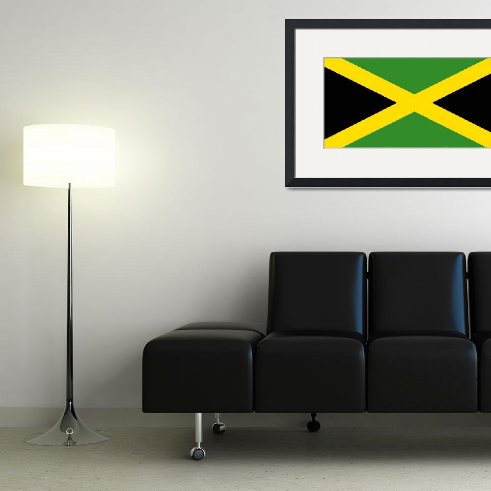 """Jamaica&quot  by tony4urban"