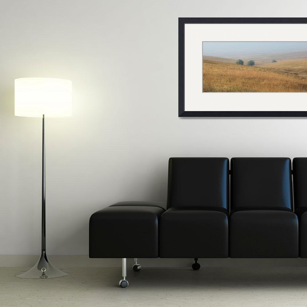 """Flint Hills of Kansas&quot  (2008) by FranklinThompson"