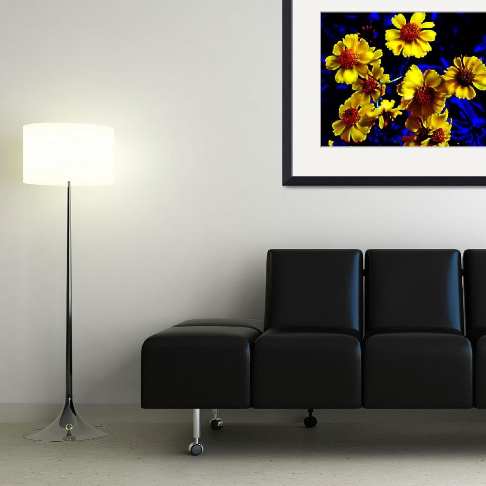 """yellow flowers&quot  (2005) by studiobrian"