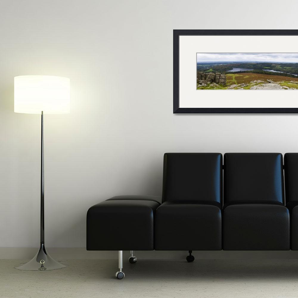 """Burrator_Panorama1&quot  (2009) by davidwilkins95"