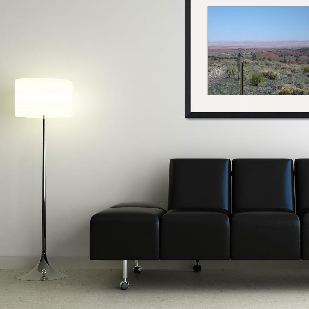 """long view to the Painted Desert&quot  (2012) by in2ition"