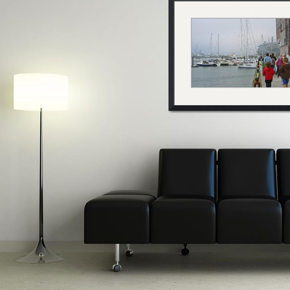 """Falmouth Harbour - 02  (15078-RDA)&quot  (2007) by rodjohnson"