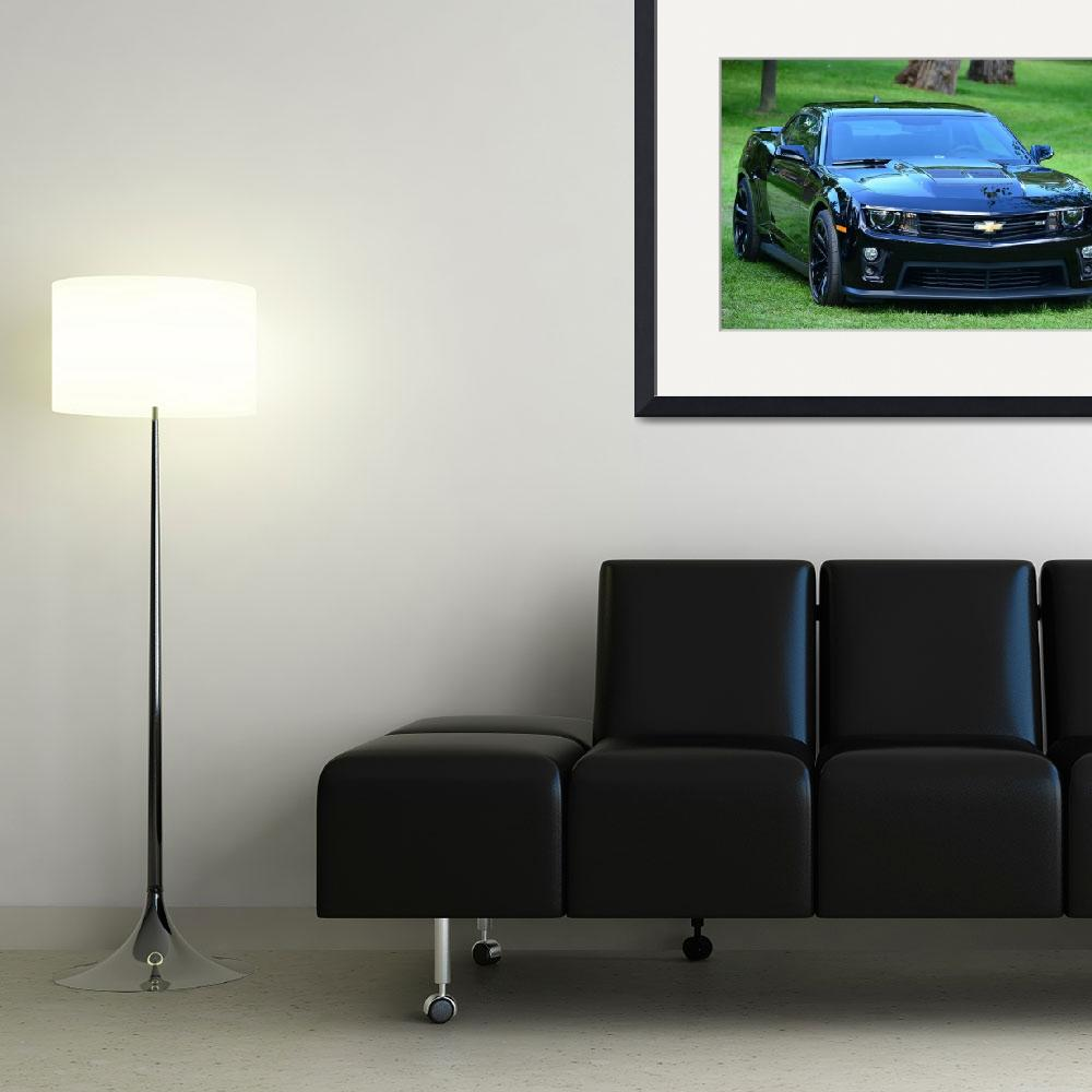 """2012 Chevrolet Camaro ZL1&quot  by scott597"