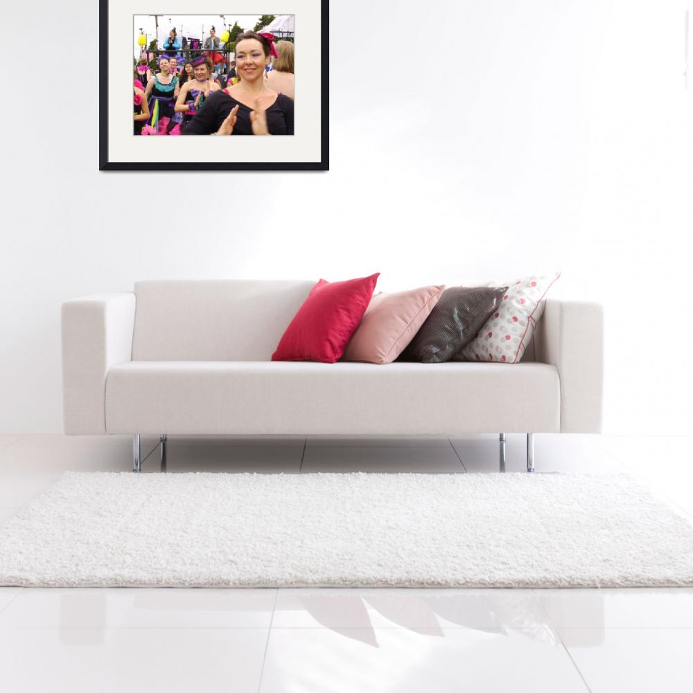 """Everybody clap!&quot  (2010) by MikeCressy"