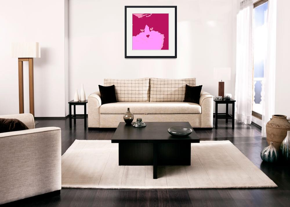"""Figgy in the Pink&quot  (2009) by crazyabouthercats"
