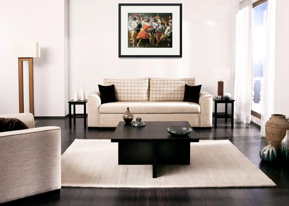 """The Triumph of David, 1673&quot  by fineartmasters"