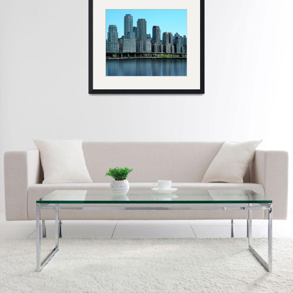 """NYC Skyscrapers&quot  (2011) by Ninas4otos"