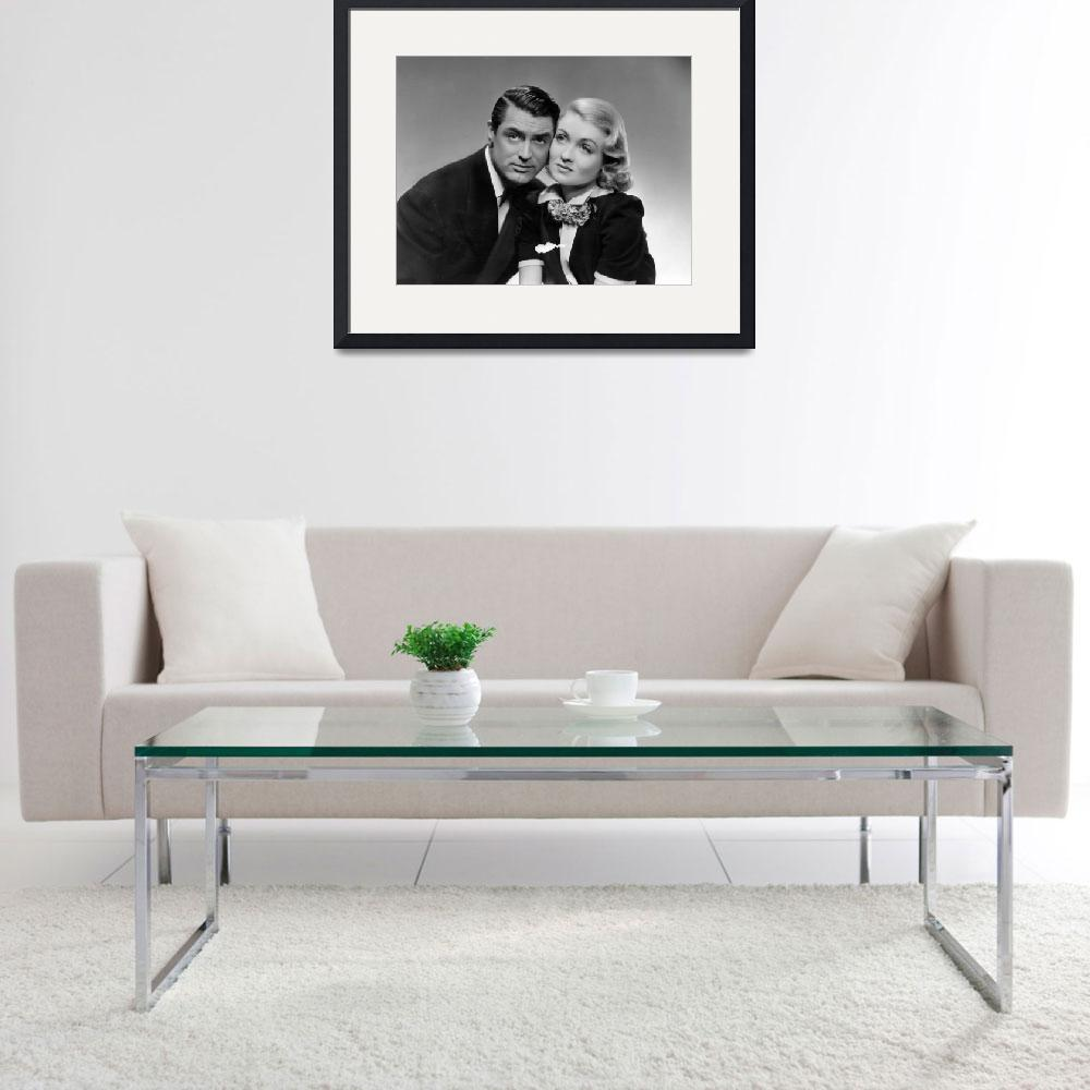 """Cary Grant&quot  by RetroImagesArchive"