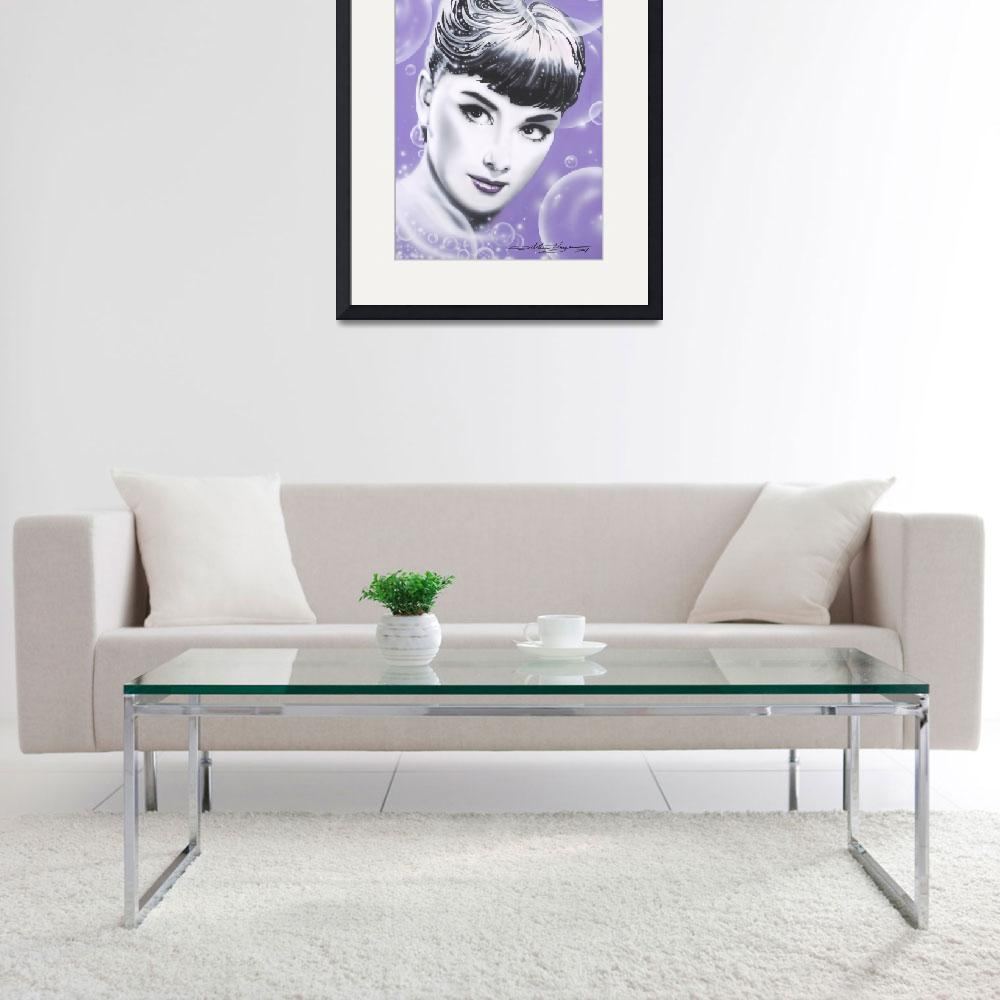 """Audrey&quot  (2007) by aliciahayes"