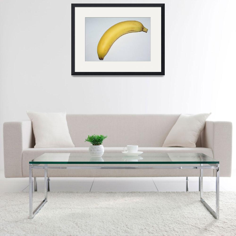 """Banana&quot  (2008) by volkersdorf"