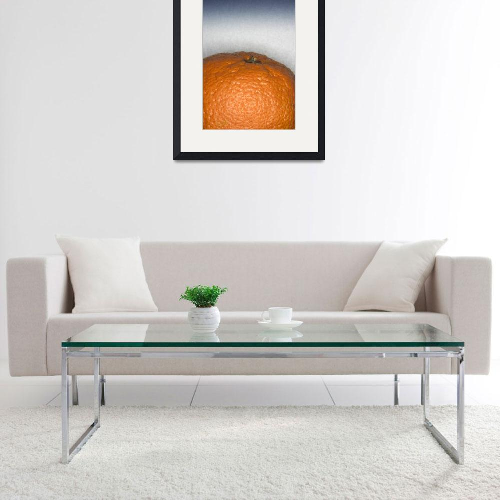 """mandarin orange&quot  (2006) by nathangriffith"