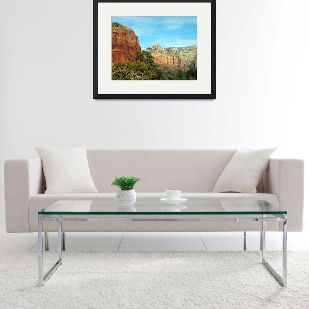 """Spring in Sedona&quot  (2011) by LyndaLehmann"