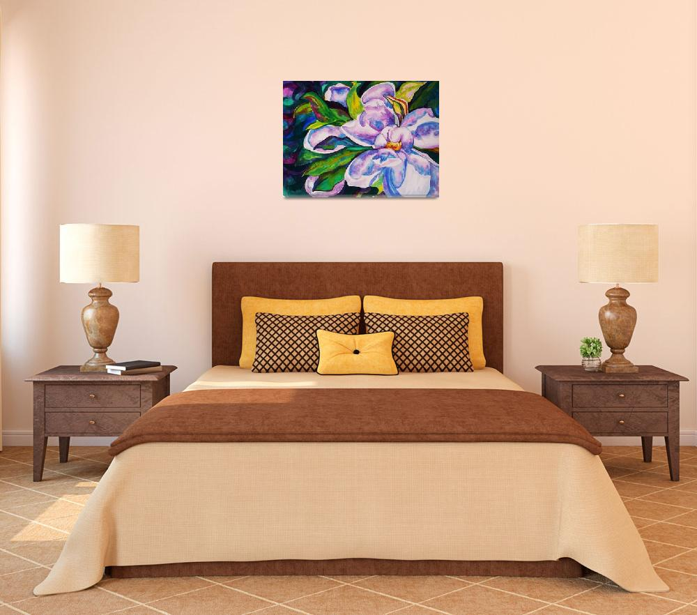 """Magnolia&quot  (2011) by neworleansartist"