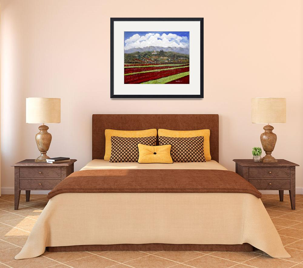 """Colors of Camarillo&quot  (2011) by StoneMeadowGallery"