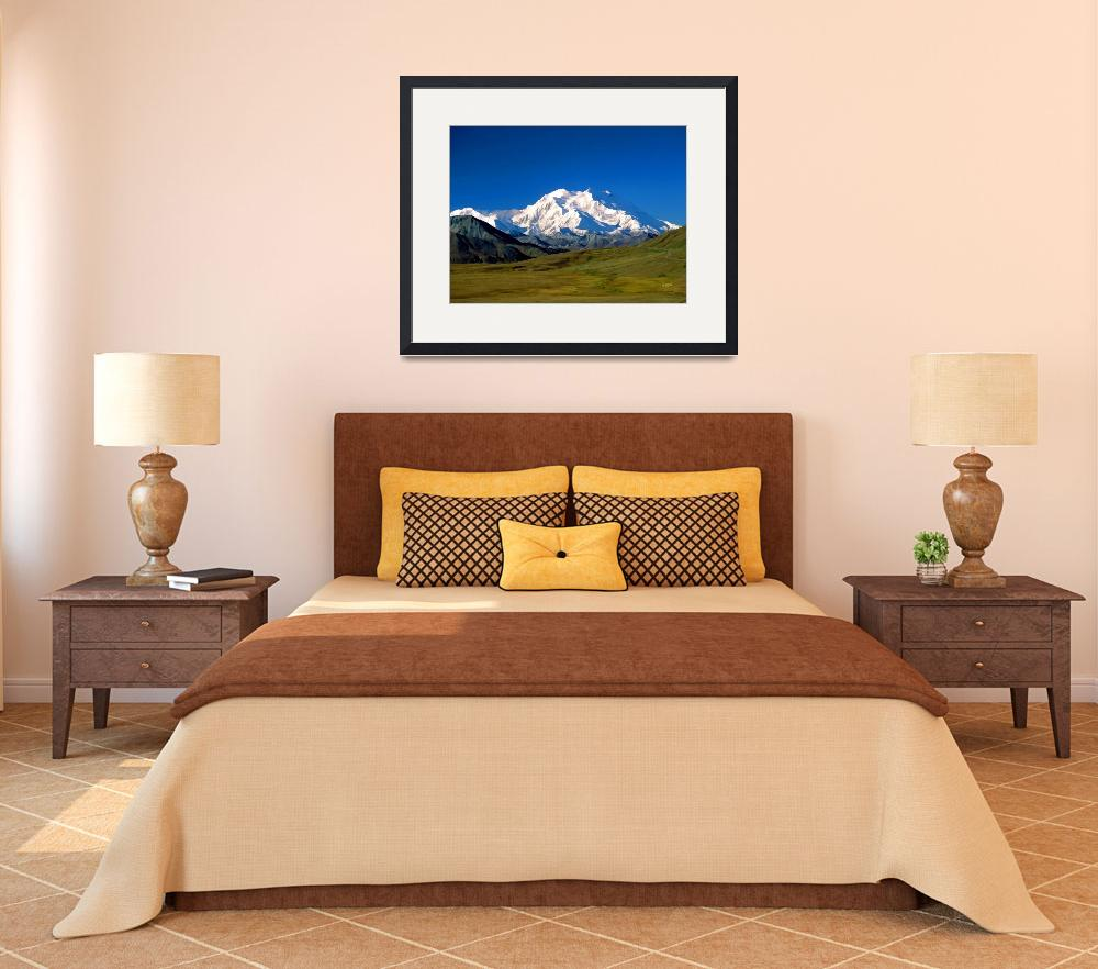 """Mount McKinley&quot  (2002) by rdwittle"