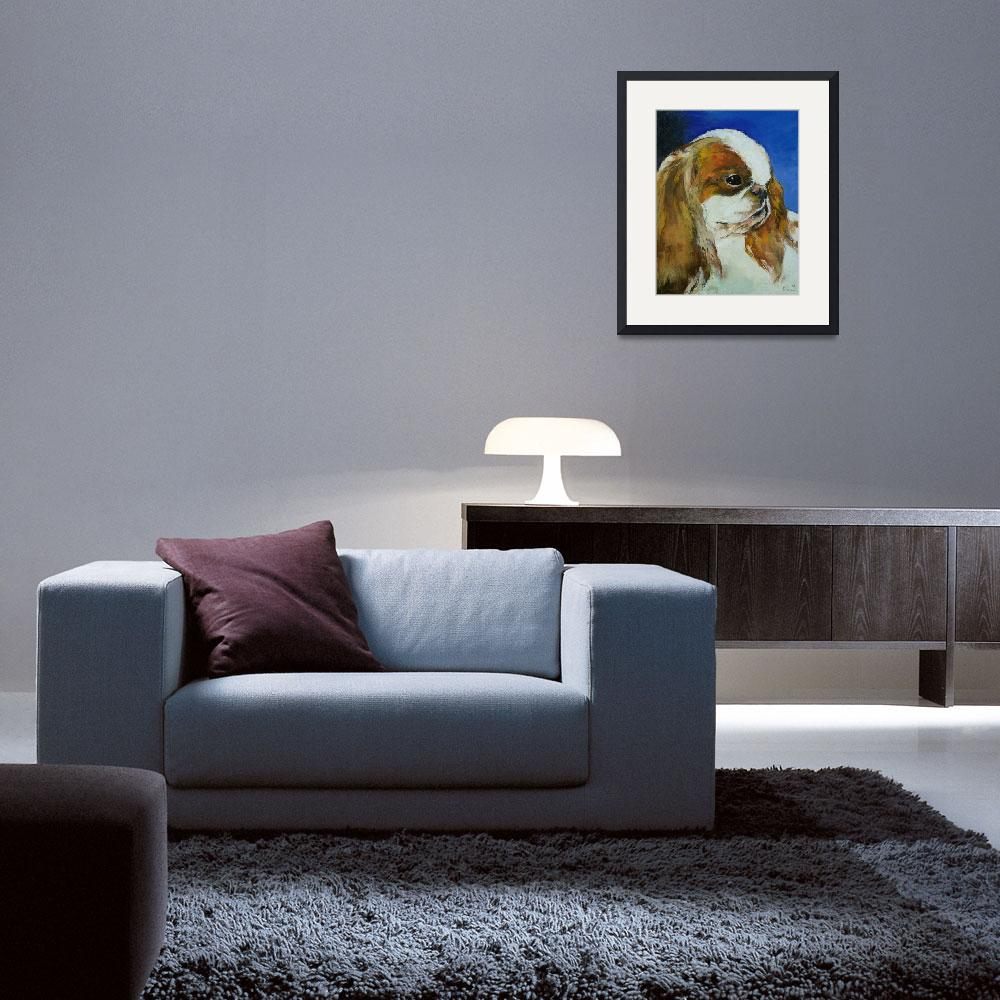 """English Toy Spaniel&quot  by creese"