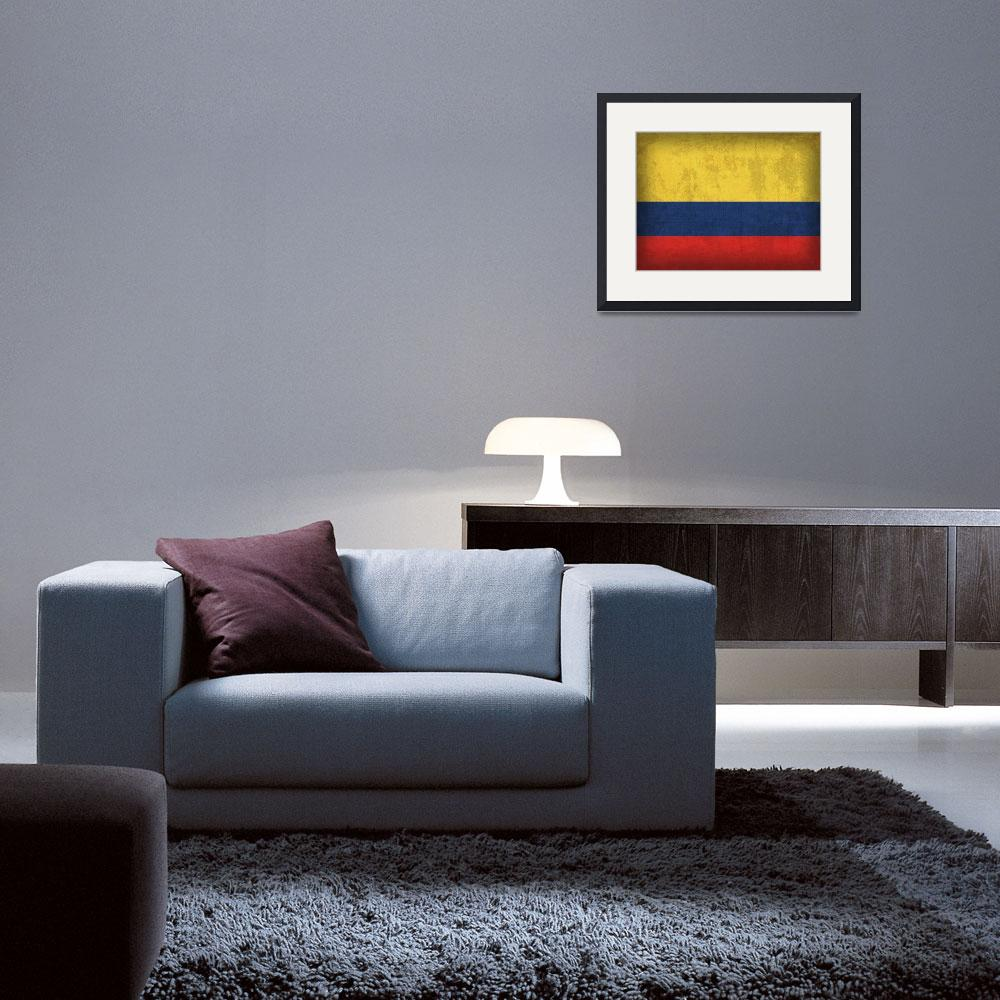 """Colombia&quot  by artlicensing"
