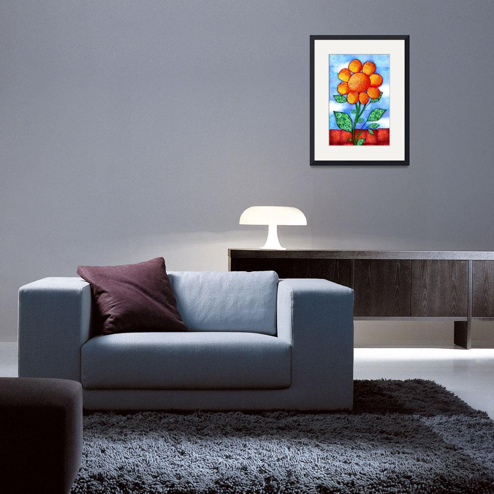 """Urban Flora&quot  (2007) by kgedesign"