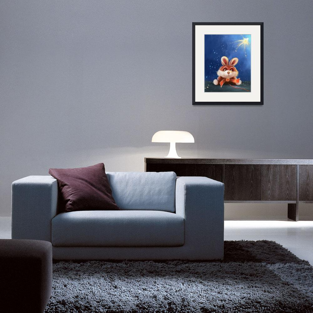 """Kids Room Wall Poster&quot  (2012) by eydiHB"