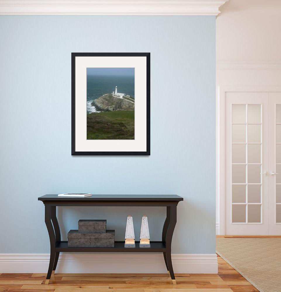 """South Stack&quot  (2007) by SkilletCreek"