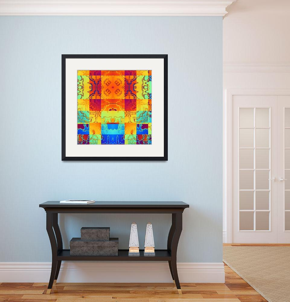 """Symmetry 23&quot  (2012) by Chicagoartist1"