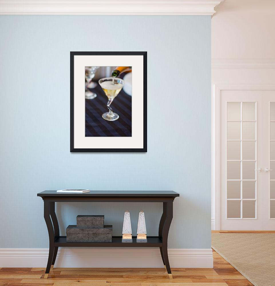 """Blurry Martini&quot  (2010) by carlnelson"