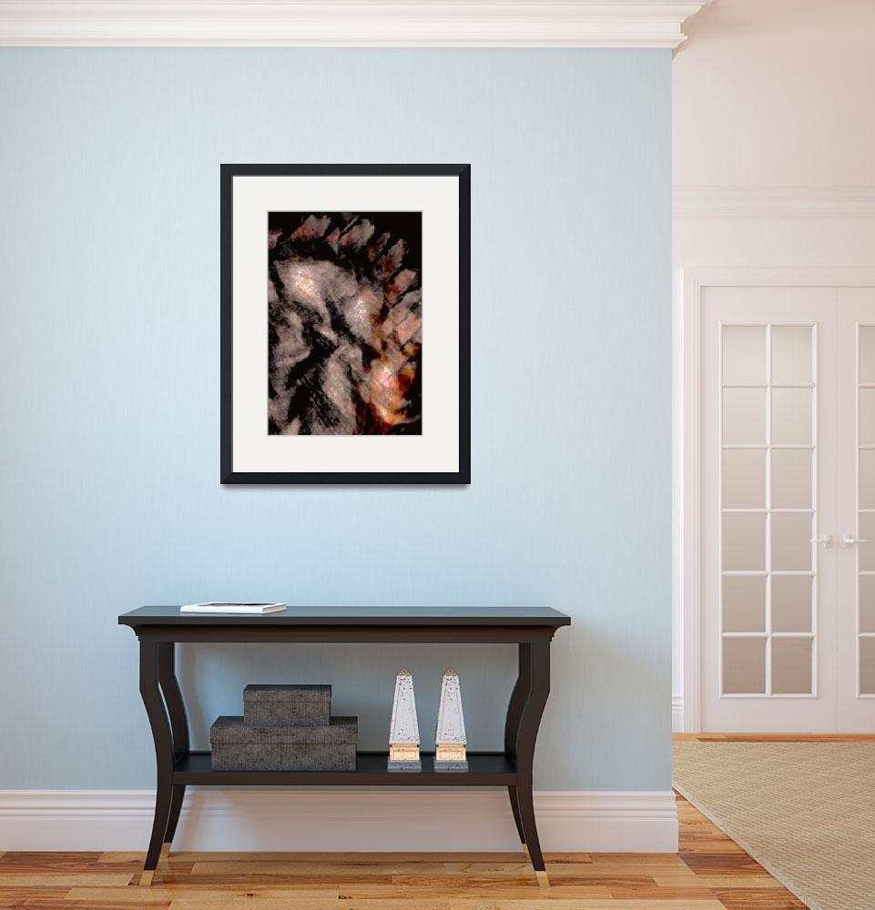 """Madonna in Wood&quot  (2007) by bavosiphotoart"