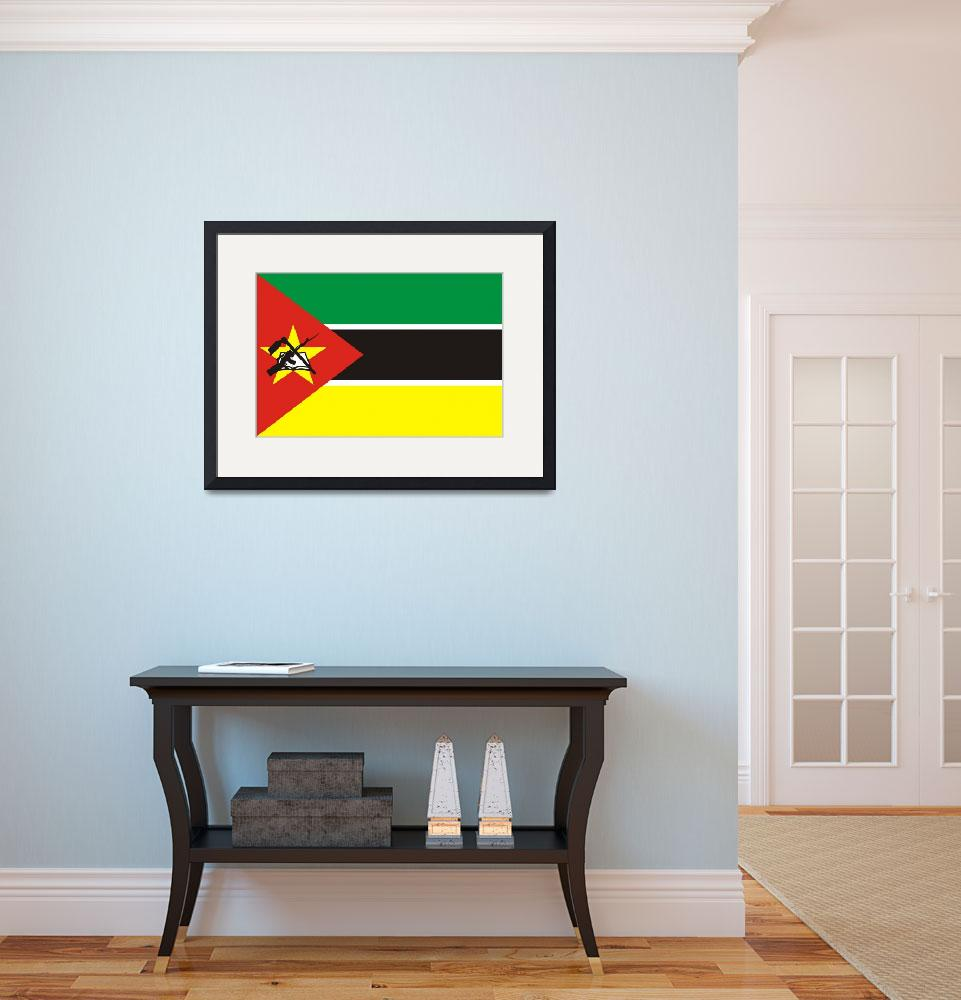 """Mozambique&quot  by tony4urban"