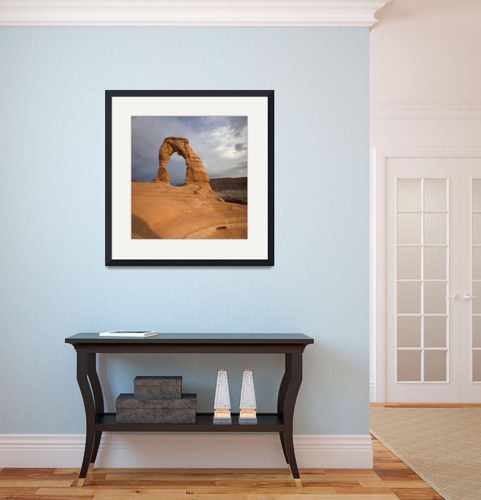 """Delicate Arch&quot  (2012) by wishiwsthr"