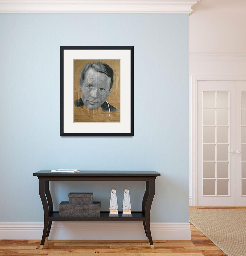 """Patrick McGoohan&quot  (2007) by DevonGrey"