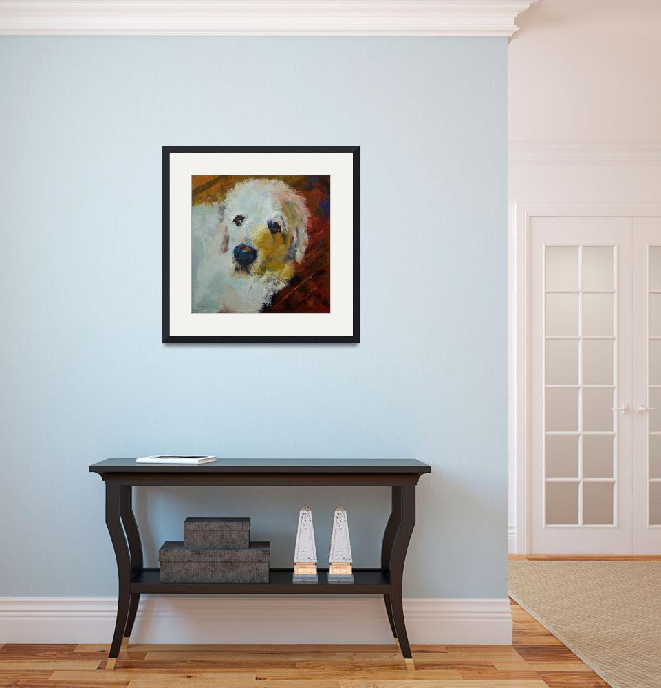 """Great Pyrenees&quot  by creese"