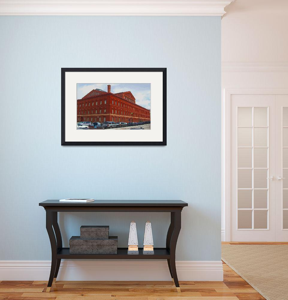 """DC Building Museum&quot  (2004) by oilboy"