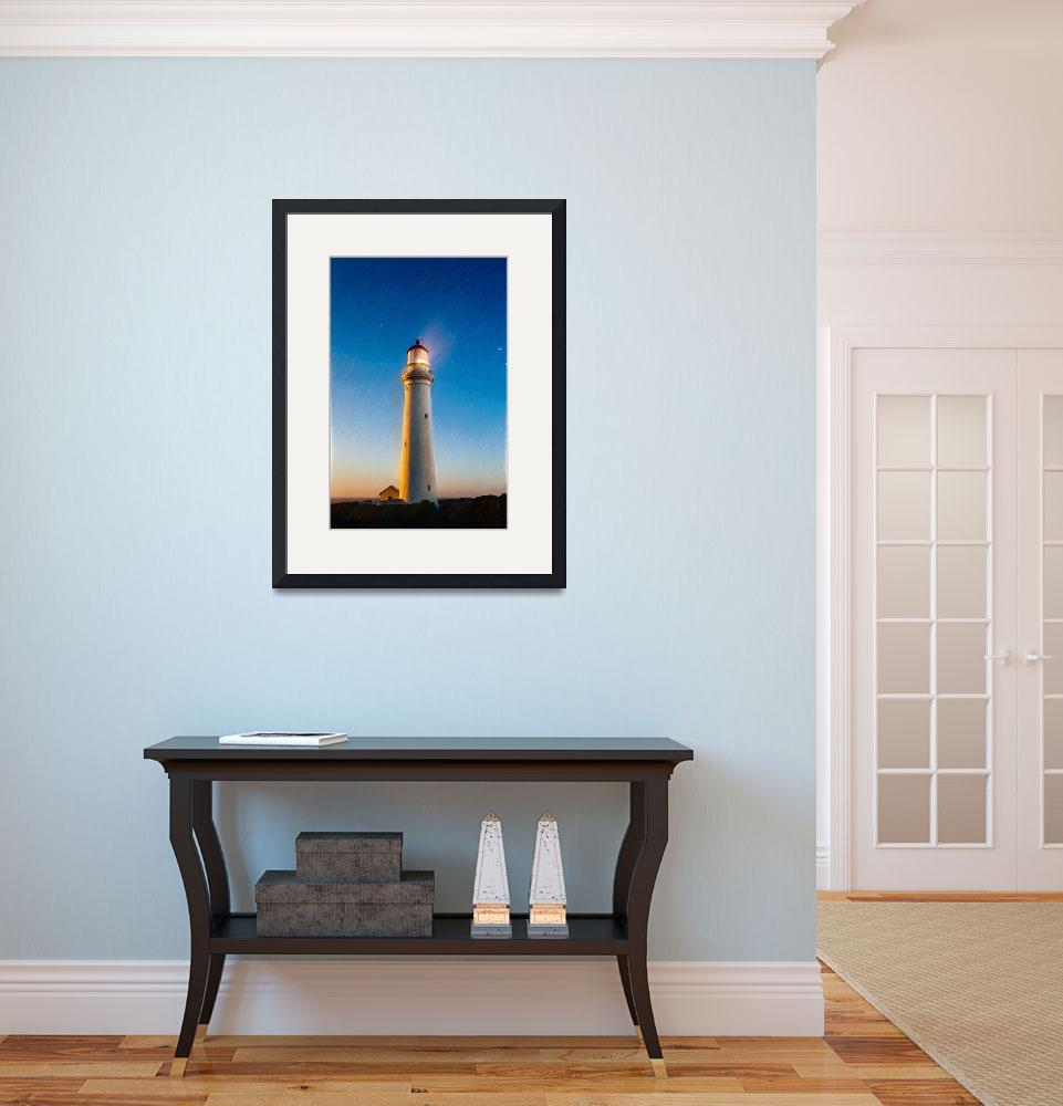 """Lighthouse - ID 16235-142735-3127&quot  by lurksart"