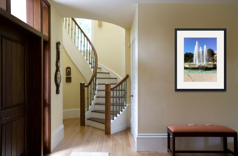 """Fountain Dreams&quot  (2011) by blueknight108"