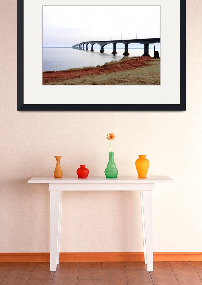 """Confederation Bridge PEI&quot  (2010) by prepmaster17"