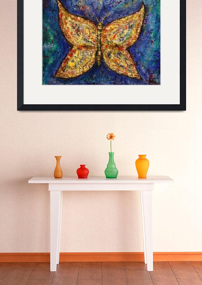 """I Dream of Butterflies&quot  (2011) by lisacripps"