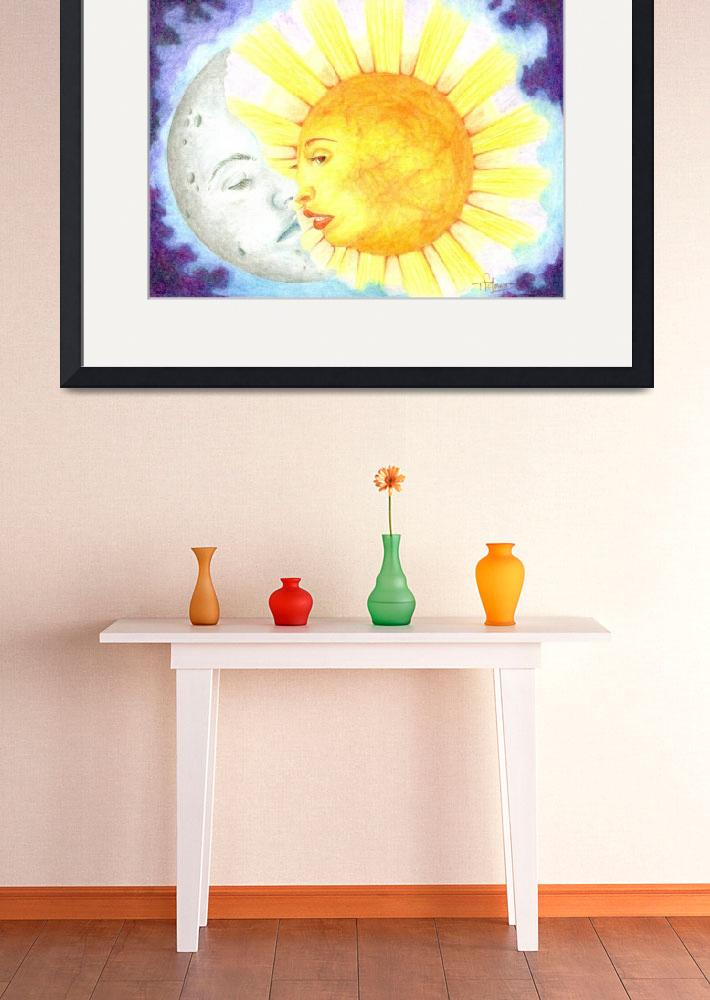 """Sun Kiss&quot  (2009) by soltho"