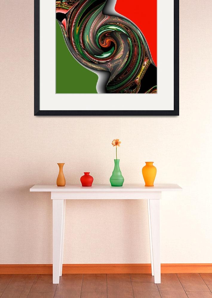 """Twisted Italiano&quot  (2008) by ArtPrints"
