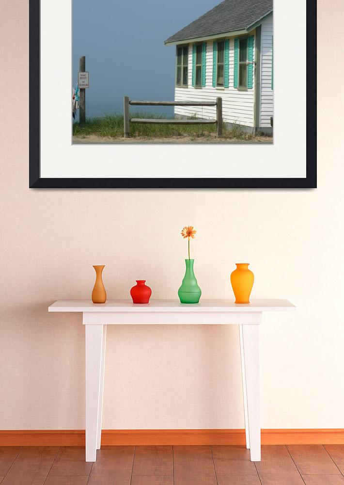 """North Truro Cottage&quot  (2010) by orincassill"