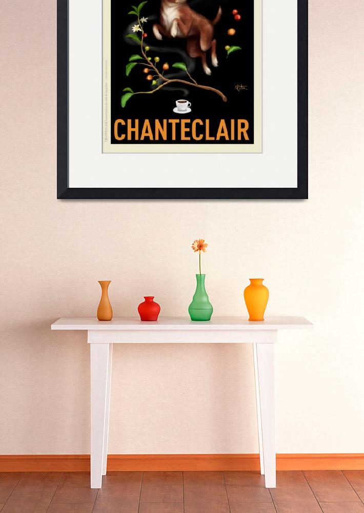 """Chanteclair&quot  (2009) by OtisNewVintage"