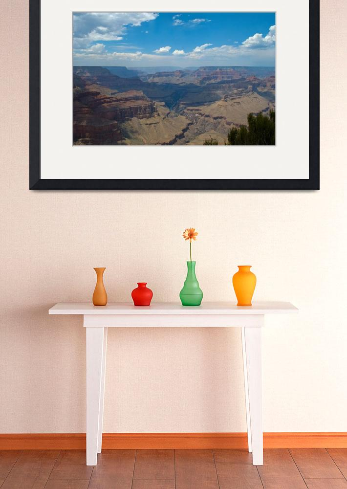 """Grand Canyon Fine Art Print 4634&quot  (2009) by SedonaPrints"