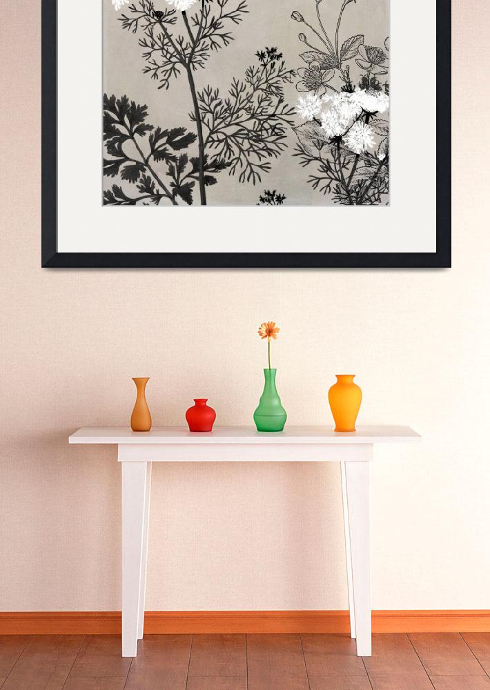 """Flowering Herbs IV&quot  by artlicensing"