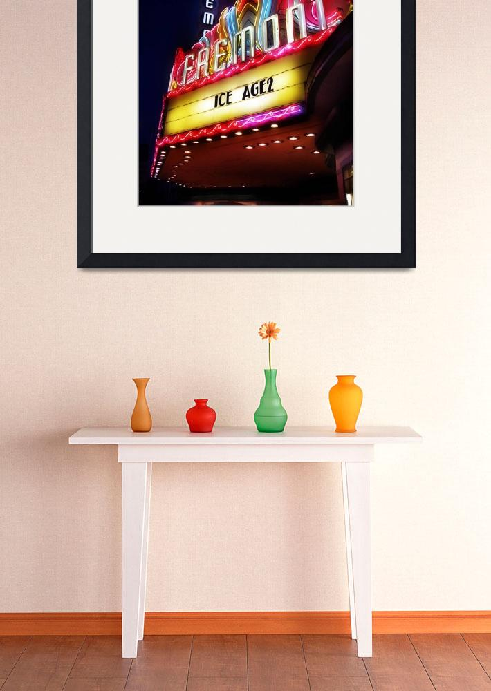"""fremont theater&quot  (2006) by studiobrian"