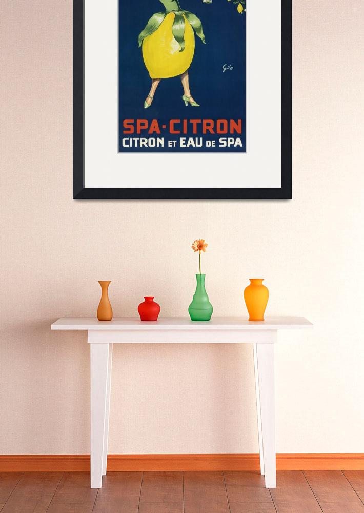 """Spa Citron&quot  by artlicensing"