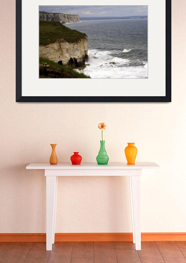 """North Bay (Flamborough)&quot  (2008) by British-landscapes"