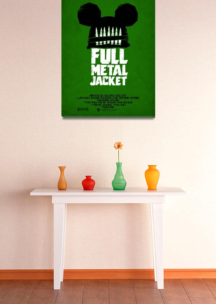 """FULL METAL JACKET - Stanley Kubrick&quot  (2011) by federicomancosu"