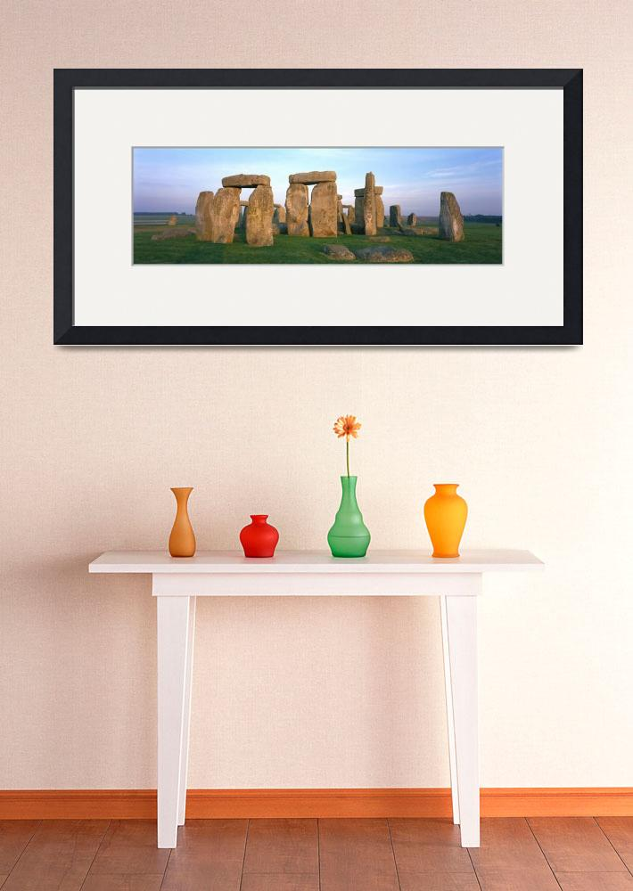 """""England, Wiltshire, Stonehenge""&quot  by Panoramic_Images"