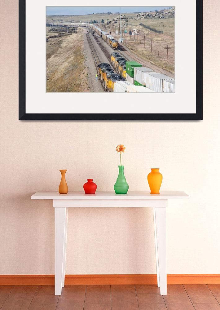 """Three Trains on the Rails&quot  by KalmbachPublishing"