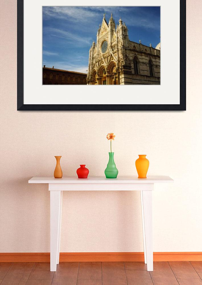 """Duomo Siena, Italy&quot  by rgtmum"